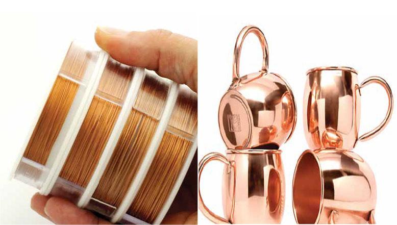 Otros usos del cobre