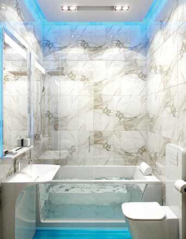 Iluminacion Baño Halogenos:Por normas de seguridad, la iluminación en el baño debe tener una