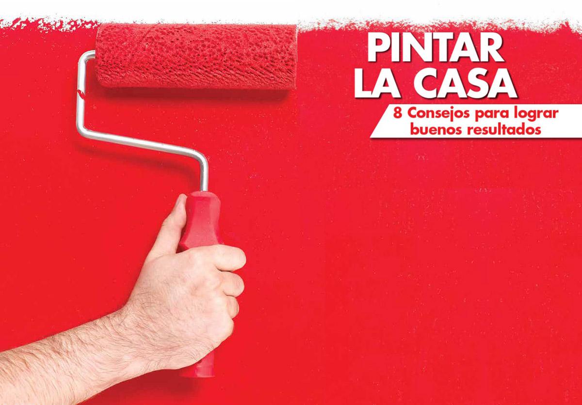 Pintar la casa 2 consejos para lograr buenos resultados for Colores nuevos para pintar la casa