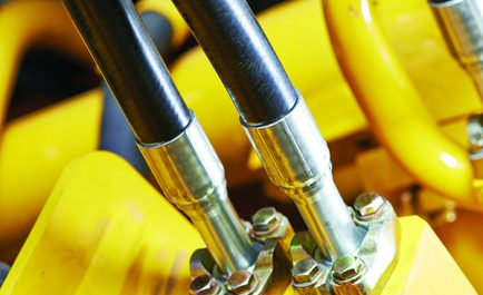 31777086 - hydraulic pressure pipes system of construction machinery