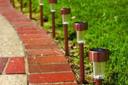Lamparas De Jardin Solares Unique Ilumina tu patio y jardn con lámparas solares Belelú